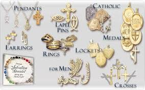 catholic necklaces christian jewelry rings religious pendants christian jewelry