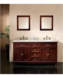 Bathroom With Two Vanities Holiday Shopping U0027s Hottest Deal On Ove Decors Duncan 60 Inch
