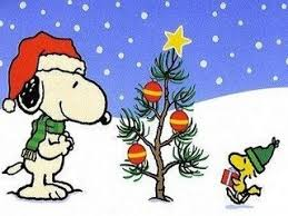 snoopy tree snoopy christmas wallpaper