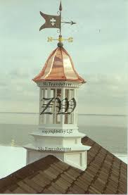 Copper Roof Cupola White Lady Cupola Michigan How To Build A Cupola What Is A Cupola