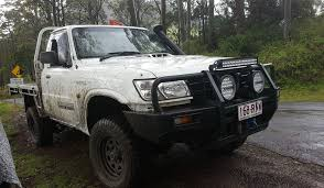 nissan safari off road matty u0027s 1988 gq shorty patrol custom loaded 4x4