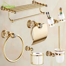 Chrome Bathroom Accessories Sets by Compare Prices On Chrome Bath Accessories Online Shopping Buy Low