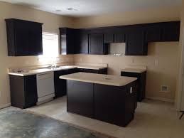 Java Stain Kitchen Cabinets by Experience With Staining Kitchen Cabinets