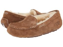 footwears charming ugg slippers for ugg australia s ansley charm moccasin mount mercy