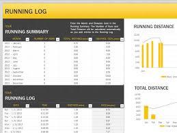 food nutrition log template log templates