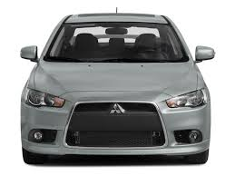 white mitsubishi lancer 2015 mitsubishi lancer price trims options specs photos