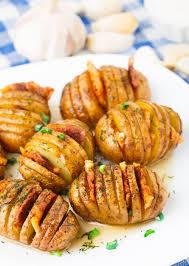 cuisiner la pomme recette pommes de terre à l ail