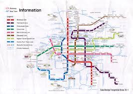 Korean Subway Map by Osaka Subway Map English U2013 World Map Weltkarte Peta Dunia Mapa