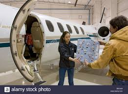 Christmas Gifts For Volunteers Volunteers Load Christmas Gifts In Private Jet For Transport To