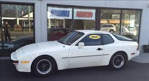1984 porsche 944 specs 1984 porsche 944 for sale carsforsale com