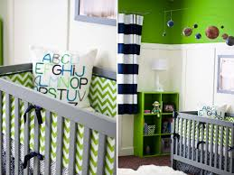 Green Nursery Decor Decorating Before And After Makeovers