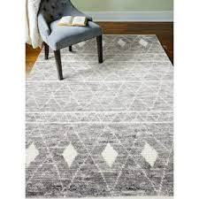 Grey Area Rugs Bungalow Rose Area Rugs Birch Lane
