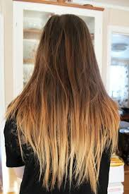 darker hair on top lighter on bottom is called best 25 straight ombre hair ideas on pinterest balayage