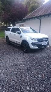 used 2017 ford ranger wildtrak 4x4 dcb tdci for sale in sutherland