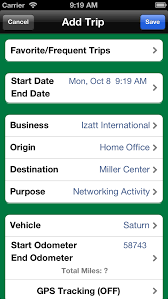 Trip Expense Tracker by Milebug Mileage Log Expense Tracker Mobile App The Best