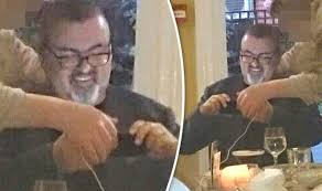 goring george michael george michael seen laughing at a pub before his death celebrity
