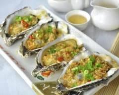 cuisine az com huîtres chaudes à la japonaise recipe oysters mussels and clams