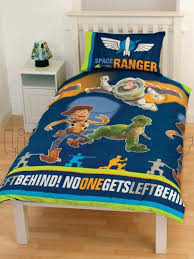 Space Single Duvet Cover Disney Character Single Bedding Duvet Quilt Cover Set Ebay