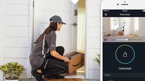 amazon home not home amazon key lets the delivery person slip inside