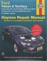 books about cars and how they work 2002 lincoln ls interior lighting ford falcon ba bf fg territory sx sy 2002 2014 sagin workshop car