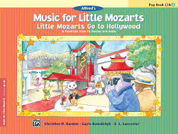 music for little mozarts alfred music