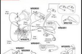 warn 8000i wiring diagram warn parts diagram warn solenoid