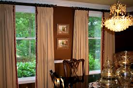 bathroom gorgeous formal dining room window treatments decor
