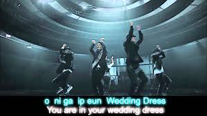wedding dress eng sub kpopflow hd 1080p taeyang of big wedding dress eng