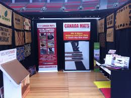 canada mats at the vancouver home and design show wire service
