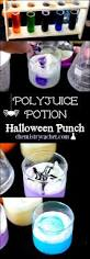 super easy polyjuice potion recipe halloween punch