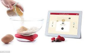 creating a smart kitchen design ideas kitchen master the drop smart scales can turn anyone into a master baker with ipad