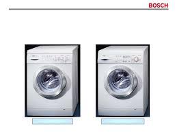 bosch appliances washer wfr2460uc user guide manualsonline com