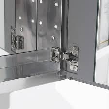 Fresca Medicine Cabinet Fresca Fmc8058 Small 19 5 Inch Wide Bathroom Medicine Cabinet W