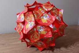 New Year Ornaments Craft Decorating Diy New Year Decoration Ornament Paper Lanterns