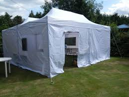 2 X 2 Metre Gazebo by Rock Awnings White Pop Up Gazebo 6 Metre X 3 Metre In Winnersh