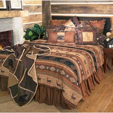 Country Style King Size Comforter Sets - autumn trails bedding set bedding sets autumn and bed sets
