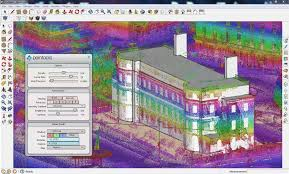 pointools unveils plug in for google sketchup pointools