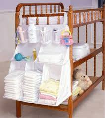 pretty and practical storage for baby s room