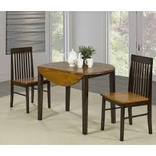 two seat kitchen table 2 seat kitchen dining tables you ll love wayfair ca