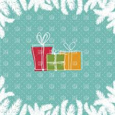 christmas background with gift boxes vector image 25965 u2013 rfclipart