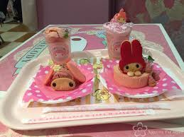 Hello Kitty Halloween Cake by Sanrio Puroland A Theme Park For Hello Kitty And Friends In Tokyo