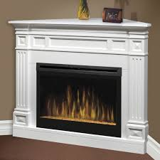 Electric Corner Fireplace Dimplex Traditional 52 Inch Corner Electric Fireplace Fireplace