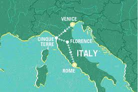 Map Of Cinque Terre Italy by Italy By Rail Italy Tours Geckos Adventures Au