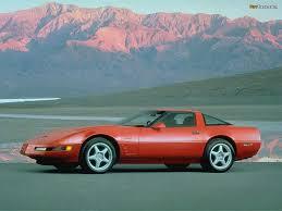 c4 corvette corvette c4 zr1 red corvettes pinterest