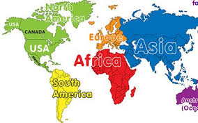 map usa to europe usa on a world map travel maps and major tourist attractions maps