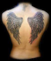 photo wings tattoos design idea for and
