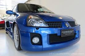 2003 renault clio v6 sport phase 2 classic throttle shop