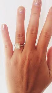 rectangle cushion cut engagement rings wedding rings jewelers engagement rings halo ring tiffanys 2