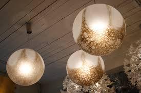 hand blown glass light globes 1960s globe ceiling light barbarico murano hand blown glass modernism