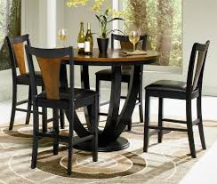 Round Kitchen Table Sets For 4 Small Round Kitchen Table Set 48 Inch Round Dining Table Gloss